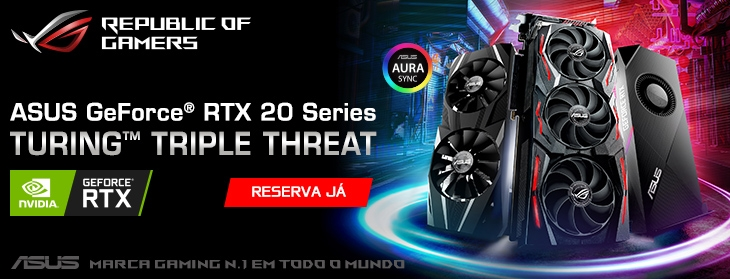 ASUS RTX 20